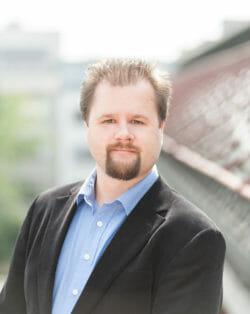 Björn Rimpel von Catbird Seat GmbH