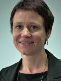 Helena Dreznjak von KV Telematik GmbH