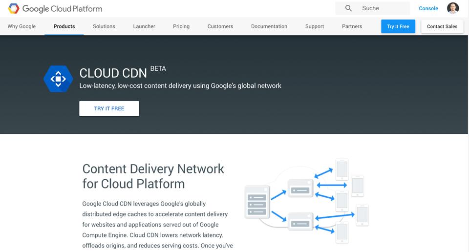 121watt-google-cloud-cdn-startseite