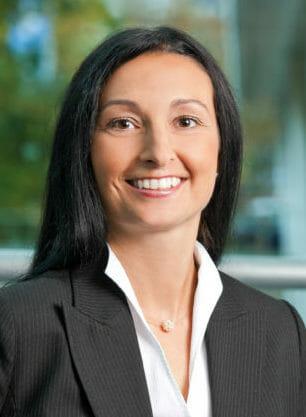 Alexandra Hanner von TÜV SÜD Management Service GmbH