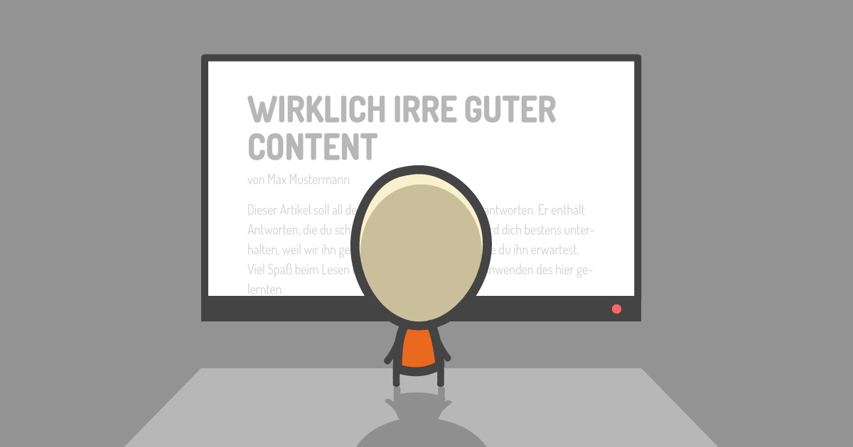 8 Tools für besseren Content